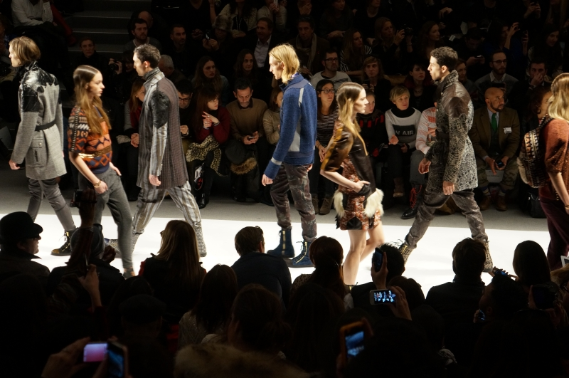 New York Fashion Week, Feb. 10 2013 - 102